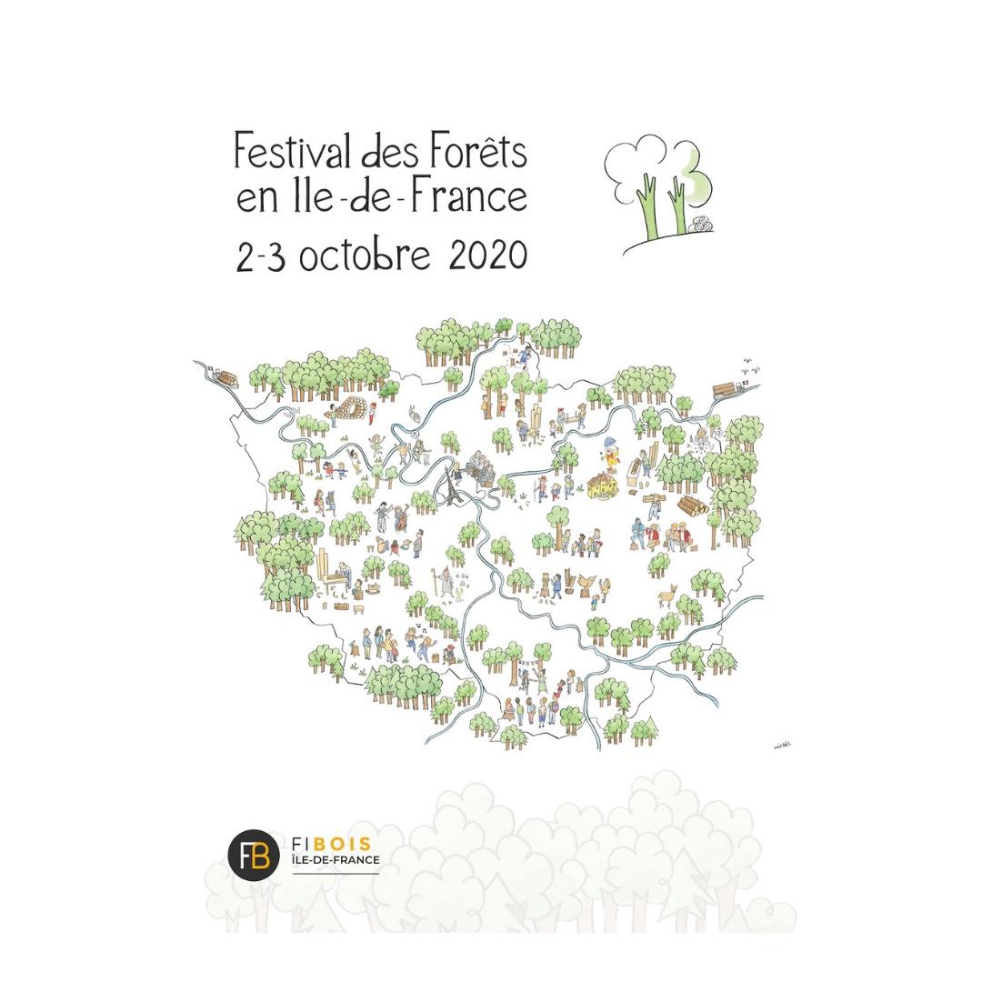 Festival des Forêts en Ile de France